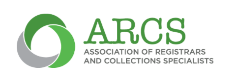 Logo for ARCS - Association of Registrars and Collections Specialists